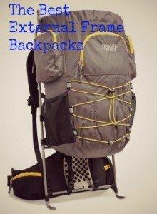 Best New External Frame Backpacks – Rebirth of External Frames